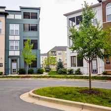 Rental info for Legacy Towns & Flats in the Carmel area