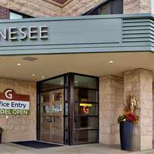 Rental info for Genesee Apartments and Townhomes in the Bloomington area