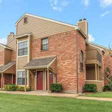 Rental info for Audubon Park in the Garland area