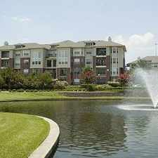 Rental info for Meyer Park Lakeside in the Meyerland Area area