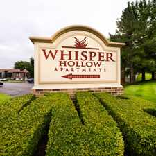 Rental info for Whisper Hollow