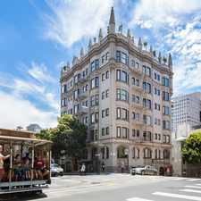 Rental info for 795 PINE in the Chinatown area