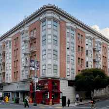 Rental info for 701 TAYLOR in the Lower Nob Hill area