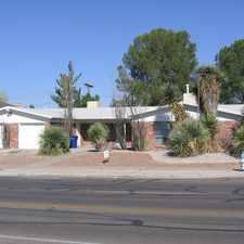Rental info for 6900 Escondido Drive