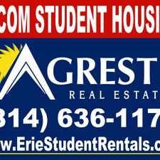 Rental info for LECOM STUDENT HOUSING - UTILITIES INCLUDED - FREE WI-FI