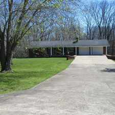 Rental info for Brick Ranch with finished walk out basement with large patio. Parking Available!