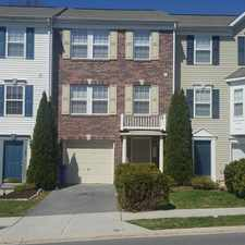 Rental info for 3 Spacious BR in Hagerstown