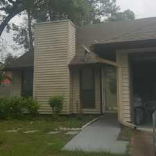 Rental info for 11723 Fort Caroline Lakes Drive