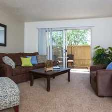Rental info for The Towers Apartments in the Albuquerque area