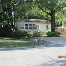 Rental info for Single Family Home Home in Jacksonville for For Sale By Owner in the San Marco area