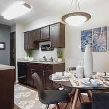 Rental info for The Landings at Steeplechase in the Houston area