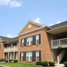 Rental info for Washington Park in the Centerville area