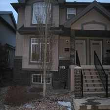 Rental info for Great Townhouse Available July 15th in the Terwillegar South area