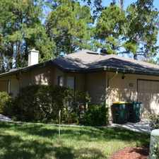 Rental info for 7832 Pocita Court #7832 in the Baymeadows area