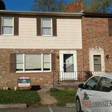 Rental info for 2 bedrooms Townhouse - Townhome Convenient To Interstate 81 Carpeting Refrigerator.