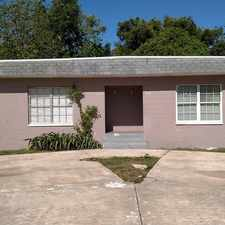 Rental info for 1102 N. Marion Ave