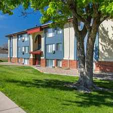 Rental info for 792ft2 -! Two-bedroom Great