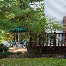 Rental info for FABULOUS RENOVATION OF A MOST GRACIOUS & SPACIOUS COLONIAL. Washer/Dryer Hookups!