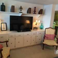 Rental info for $3000 3 bedroom Townhouse in Garden District in the New Orleans area