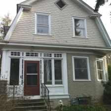 Rental info for 4 Hillcrest Avenue