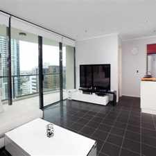 Rental info for Positioned in the heart of the CBD this stunning renovated furnished apartment. in the Brisbane City area