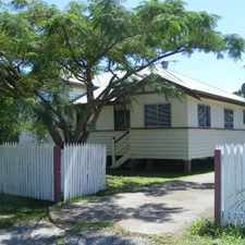 Rental info for OLDER STYLE HOME WITH THAT WONDERFUL HOMELY FEEL