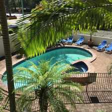 Rental info for Furnished 2 Bed 2 Bath Spacious Unit in the Broadbeach area