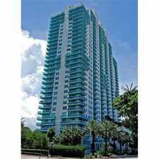 Rental info for 650 WEST AV, #2004 42, Miami-Dade County #2004