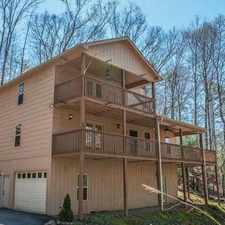 Rental info for House in move in condition in Ellijay. Washer/Dryer Hookups!