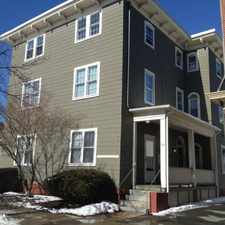 Rental info for 387 Broadway Providence RI 02909 1 Bd on Broadway, Parking Included, High Ceiling, No laundry on site in the Federal Hill area