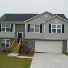 Rental info for 4 bedrooms House in Jackson. Single Car Garage!