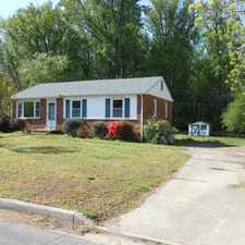 Rental info for COMING SOON! Henrico High District - Quiet Small Neighborhood - Being Renovated in the Ginter Park area