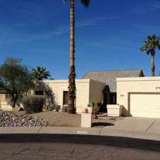 Rental info for 15837 North 51st Place