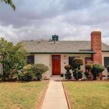 Rental info for 5908 North Del Loma Avenue