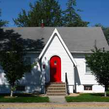 Rental info for Cute home outside of town on 1/4 acre lot. Parking Available!