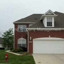 Rental info for Westfield Indiana