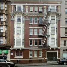 Rental info for 925 Geary in the Tenderloin area