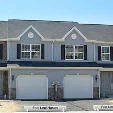 Rental info for Townhouse/Condo Home in Mechanicsburg for Rent-To-Own