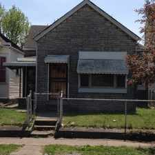 Rental info for newly renovated house with fenced in yard in the New Albany area
