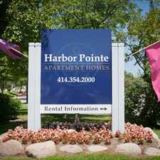 Rental info for Harbor Pointe Apartments