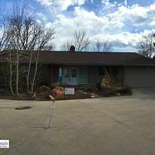 Rental info for 4540 Sioux Drive
