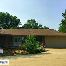 Rental info for 4540 Sioux Drive in the Martin Acres area