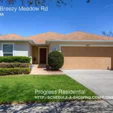 Rental info for 2643 Breezy Meadow Rd