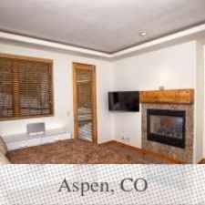 Rental info for 4 bedrooms Duplex/Triplex - This sunny duplex is located in East Aspen. Single Car Garage!