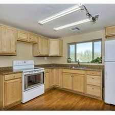 Rental info for 1 bedroom/1 bath apt in quiet Cave Creek