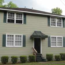 Rental info for Montgomery Homes