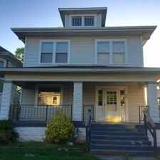 Rental info for Four bedroom house