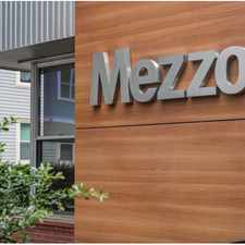 Rental info for Mezzo Design Lofts in the Somerville area