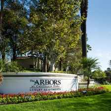 Rental info for The Arbors at California Oaks
