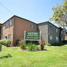 Rental info for Vistan Apartments